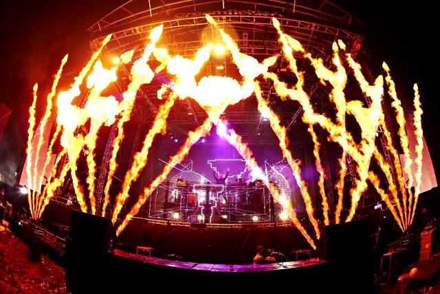 Flammprojektor